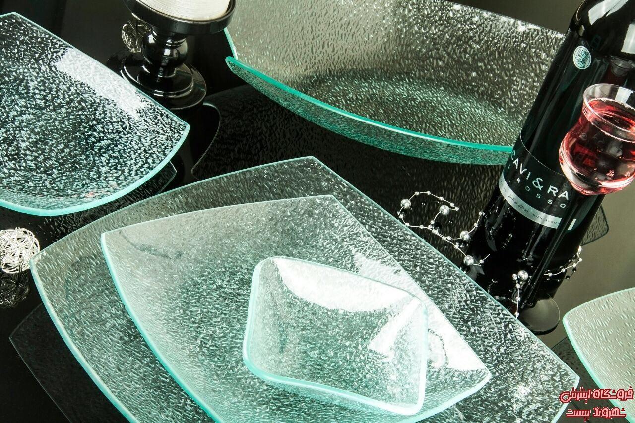 خرید ظروف شیشه ای آرکوفام