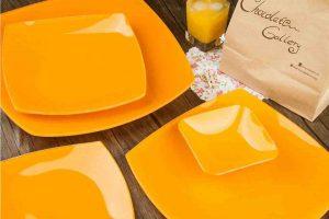 سرویس آرکوفام طرح نارنجی