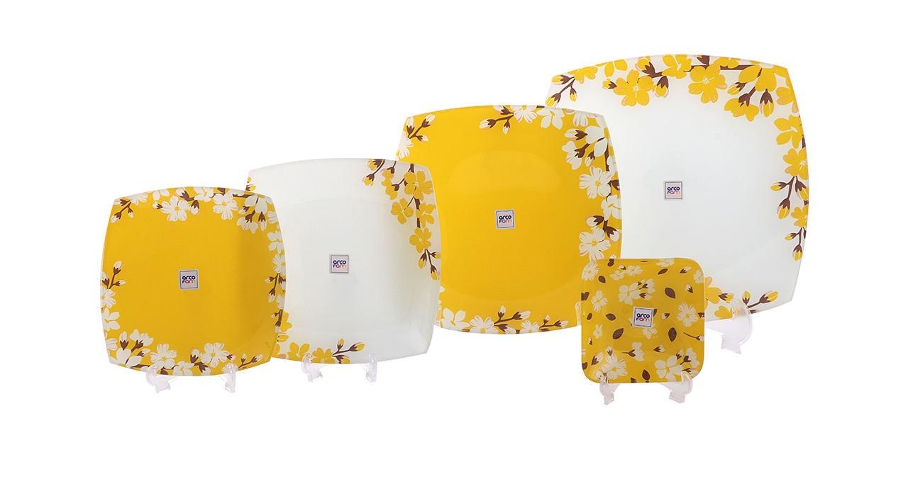 سرویس 25 پارچه آرکوفام طرخ آتنا زرد